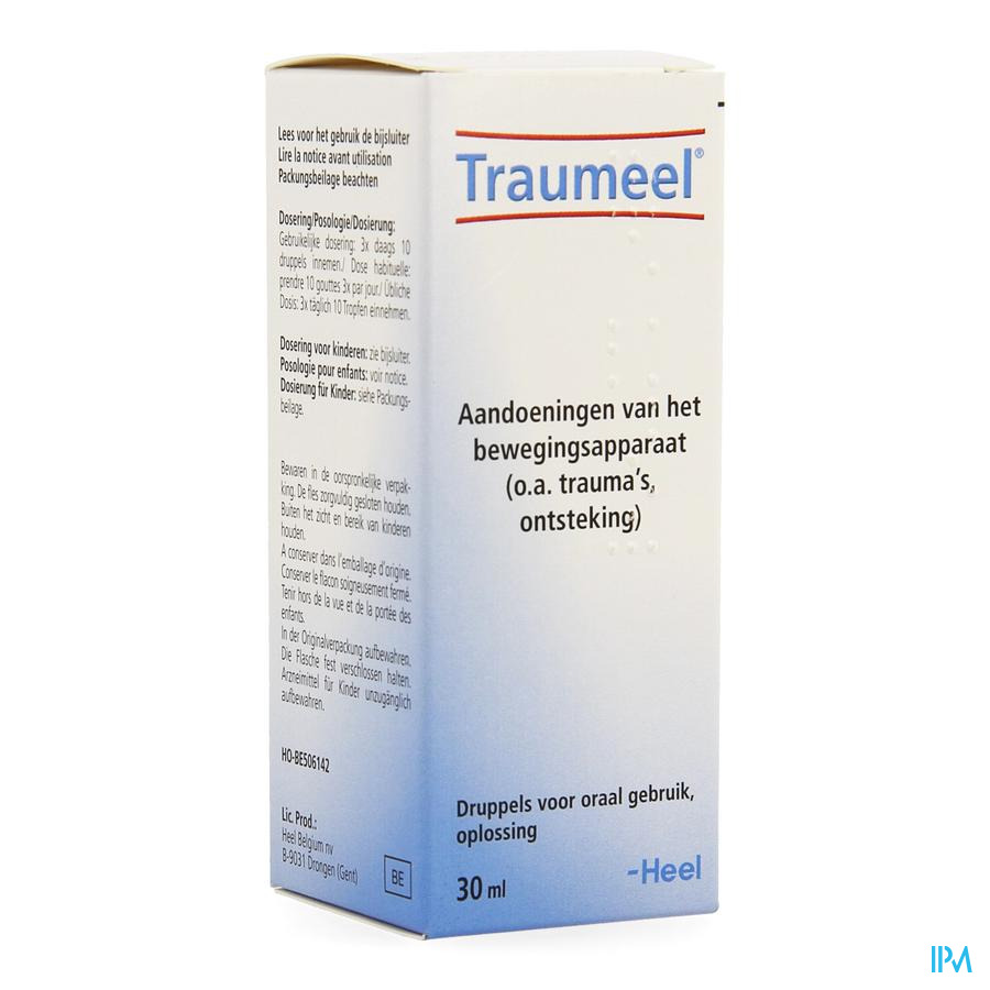 Traumeel  Heel Druppels / 30 ml