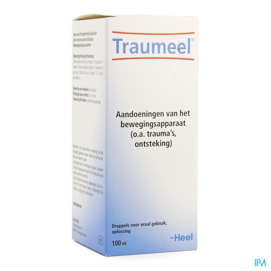 Traumeel  Heel Druppels / 100 ml
