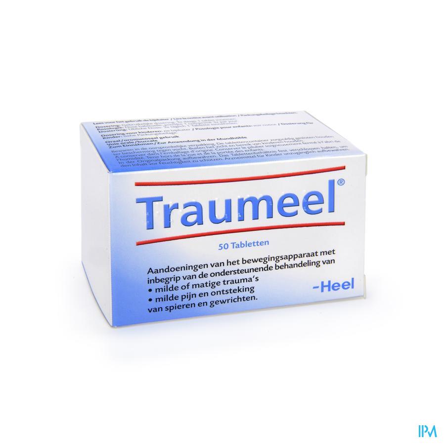 Traumeel Heel / 50 tabletten