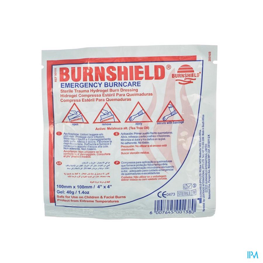 Burnshield / 10 x 10 cm