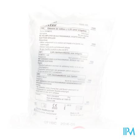 Baxter Uromatic NaCl 0,9%