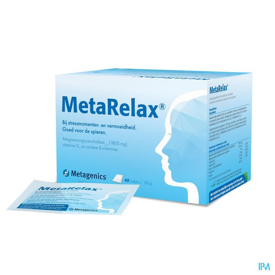 Metarelax (40 zakjes)
