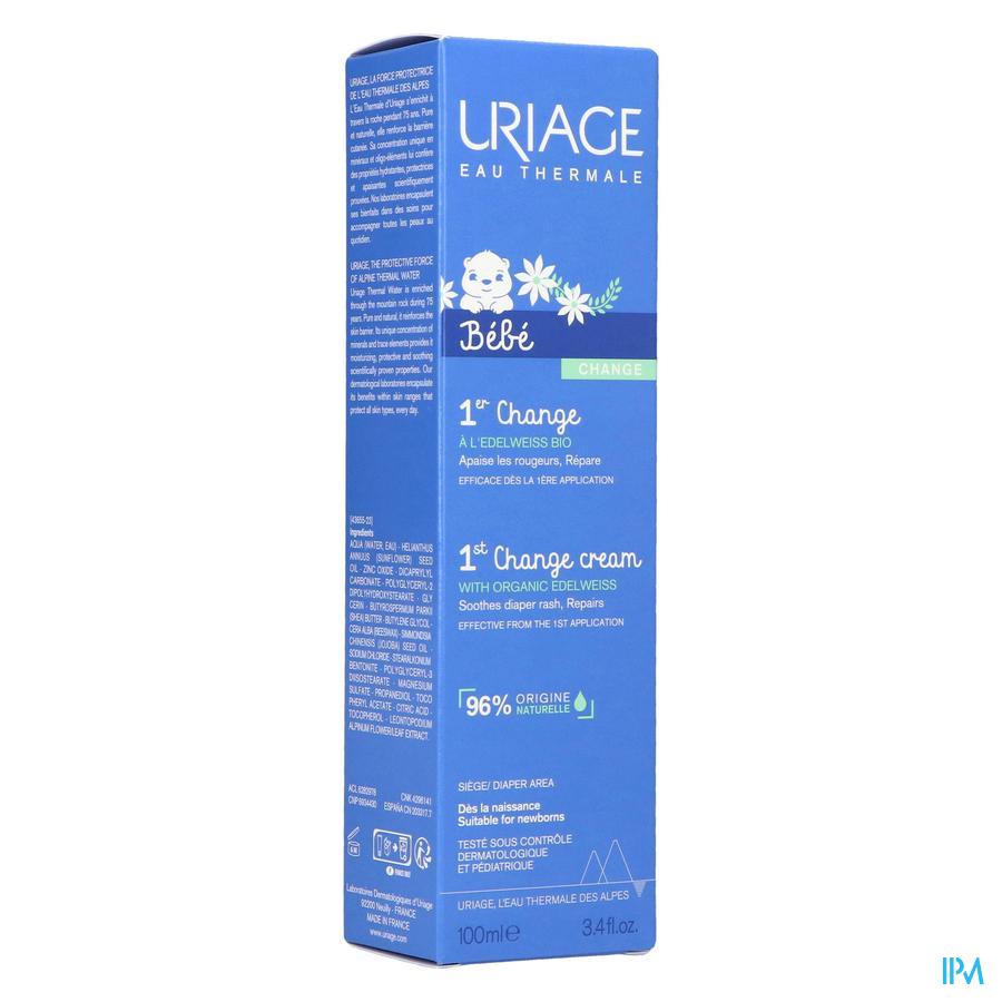 Uriage Baby Luierwissel Creme (100ml)