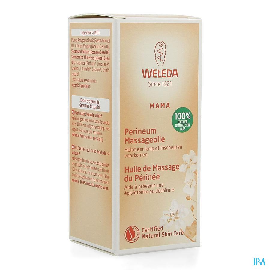 Weleda Perineum Massageolie 50 ml