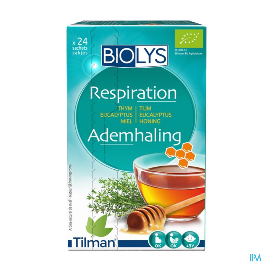 Biolys Ademhaling  (24 zakjes)