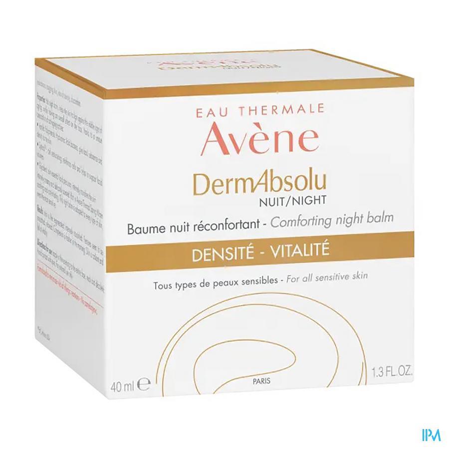 Avène Dermabsolu Versterkende Nachtbalsem 40 ml