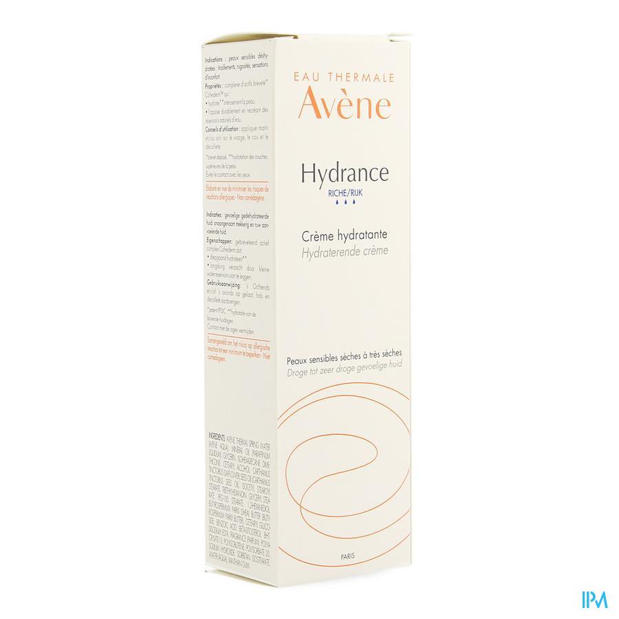 Avene Hydrance Rijk Creme 40 ml