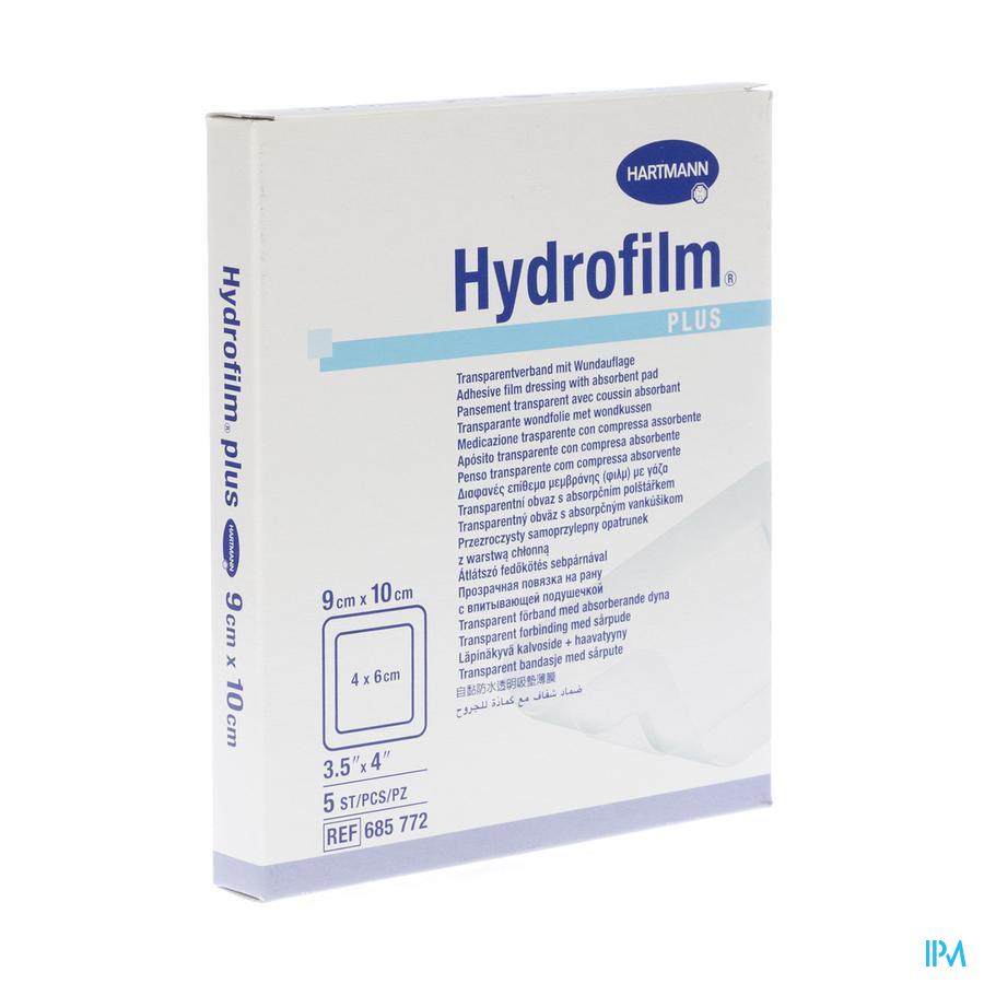 Hydrofilm Plus 9x10cm (5)