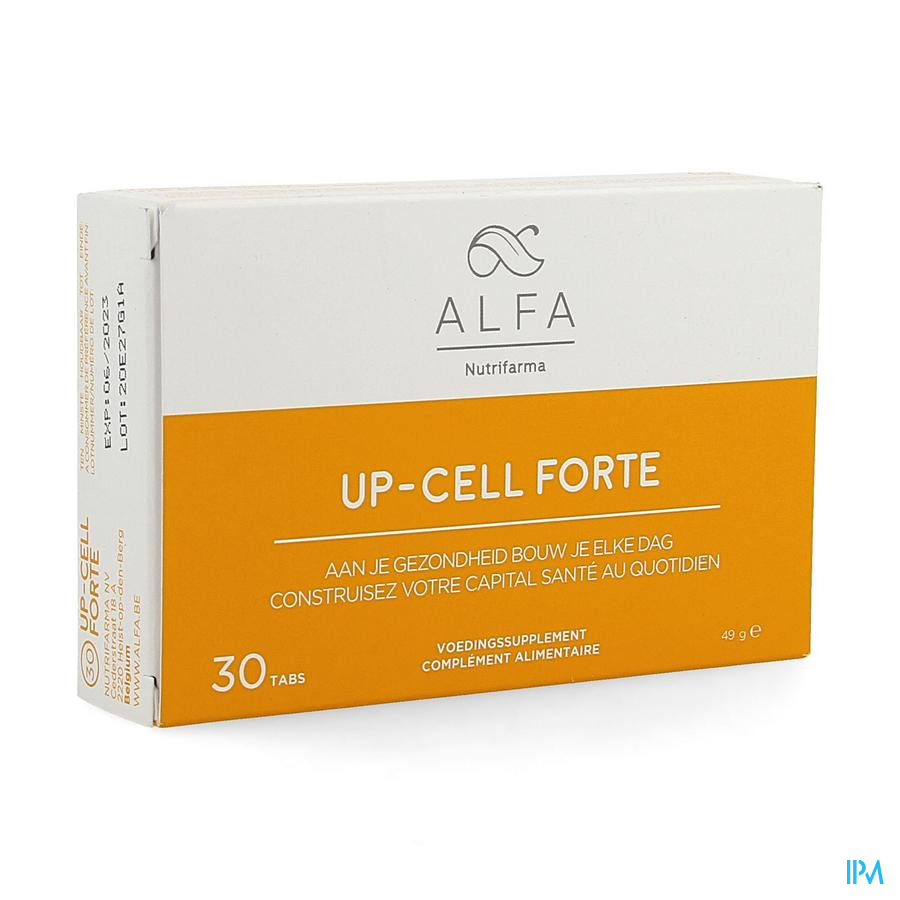 Up-Cell forte 30 tabletten