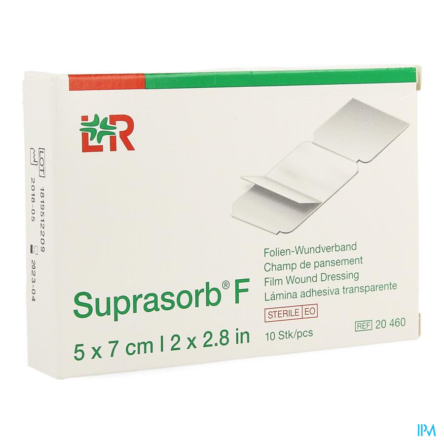 Suprasorb 5x7cm (10)