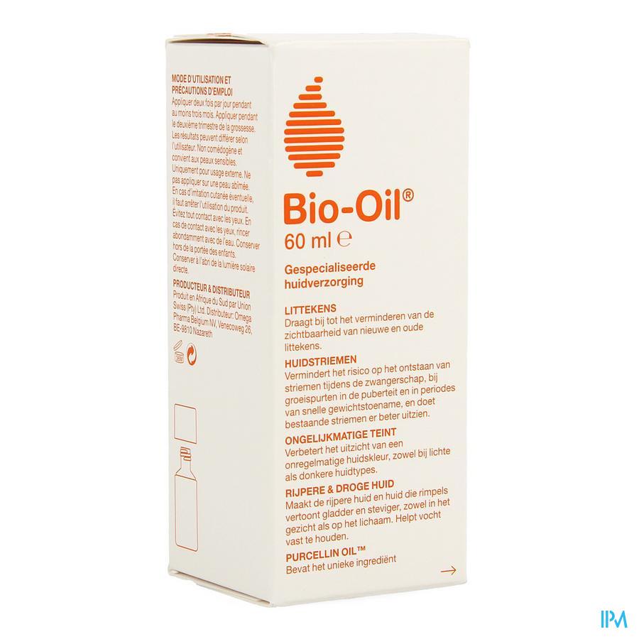 Bio-Oil Herstellende Olie (60ml)
