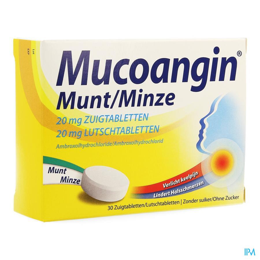 Mucoangin munt