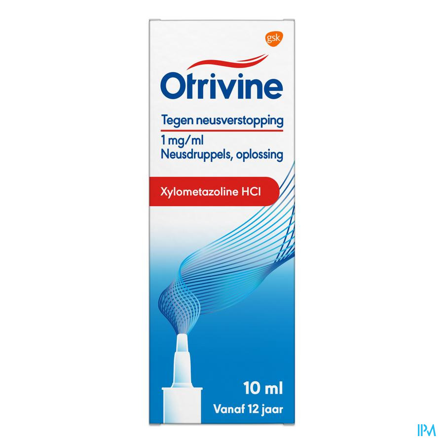 Otrivine spray