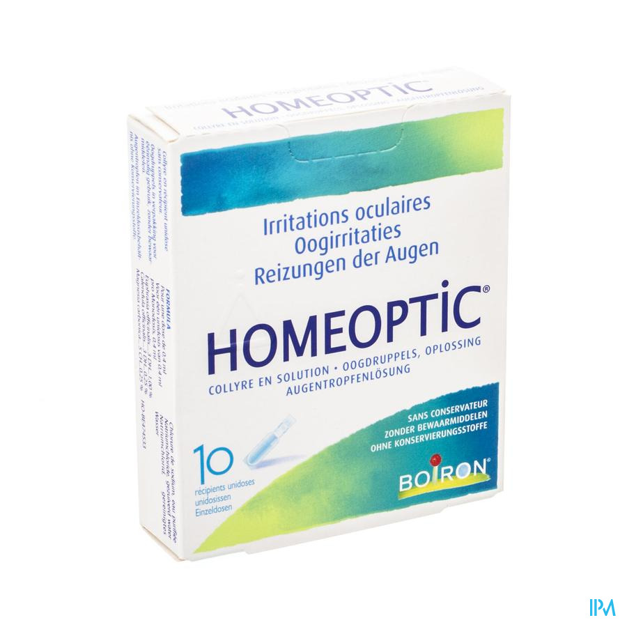 Homeoptic (10 unidosissen)