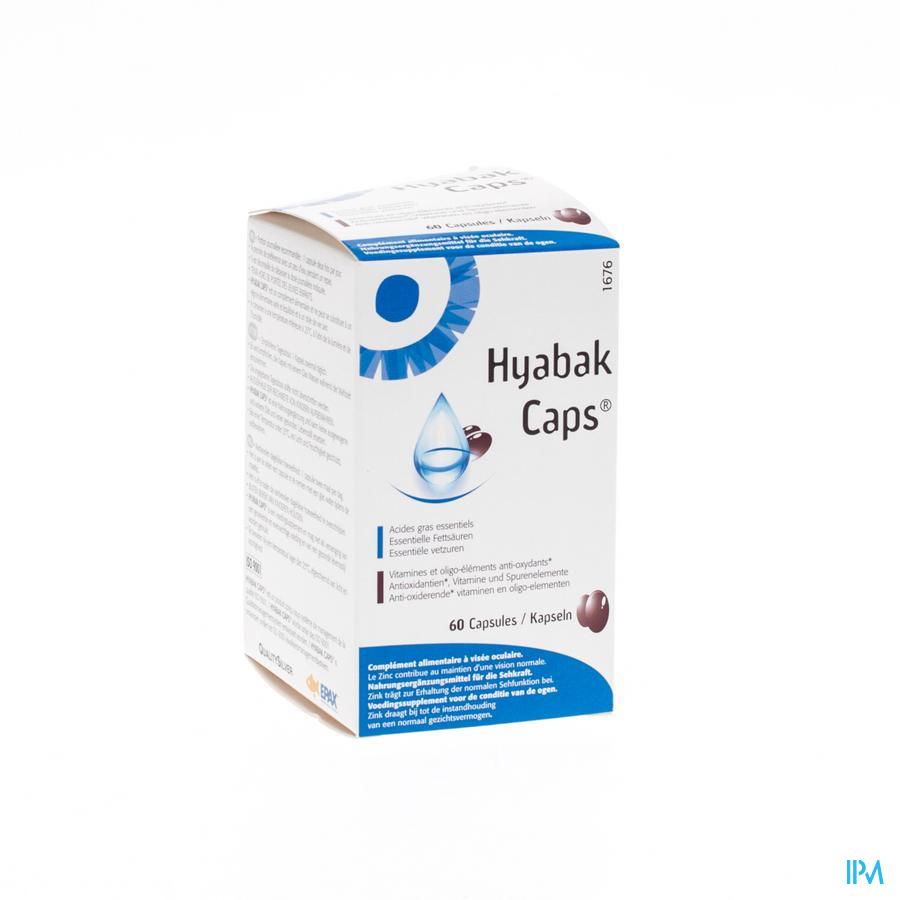 Hyabak (60 capsules)