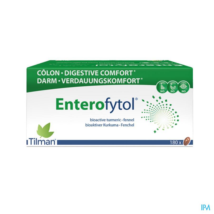 Enterofytol / 180 capsules