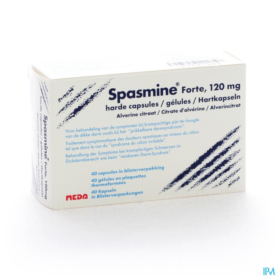 Spasmine Forte