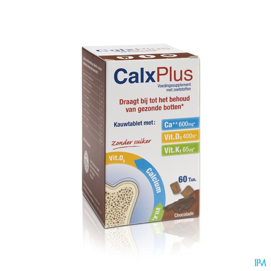 Calx-Plus Chocolade