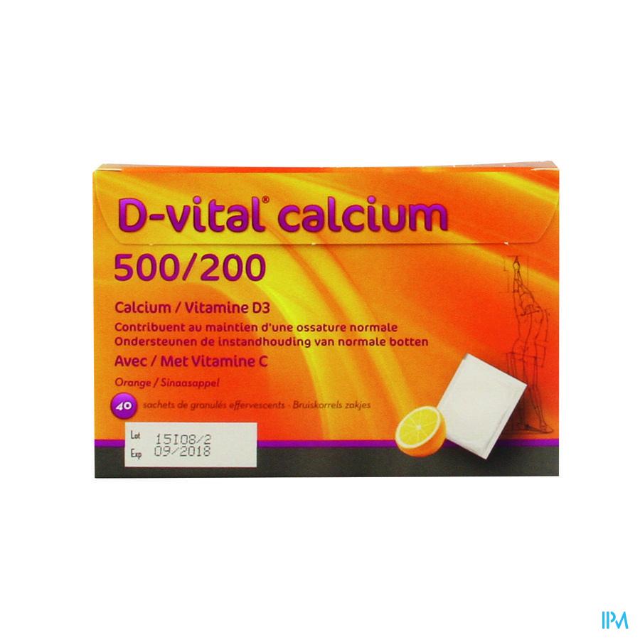D vital Calcium Sinaas