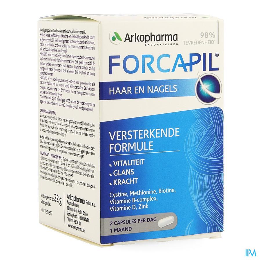 Forcapil / 60 capsules