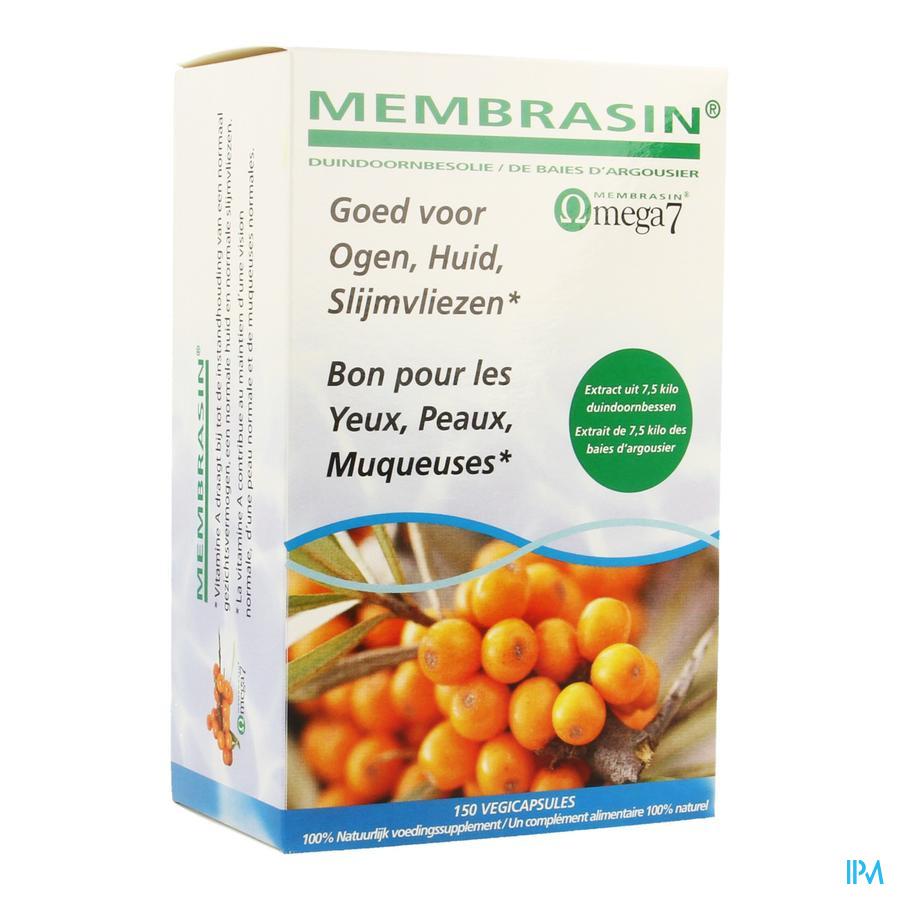 Membrasin Omega 7 / 150 capsules