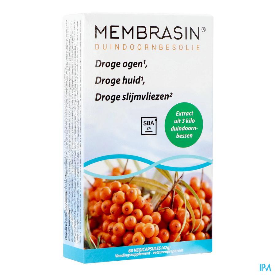 Membrasin Omega 7 / 60 capsules
