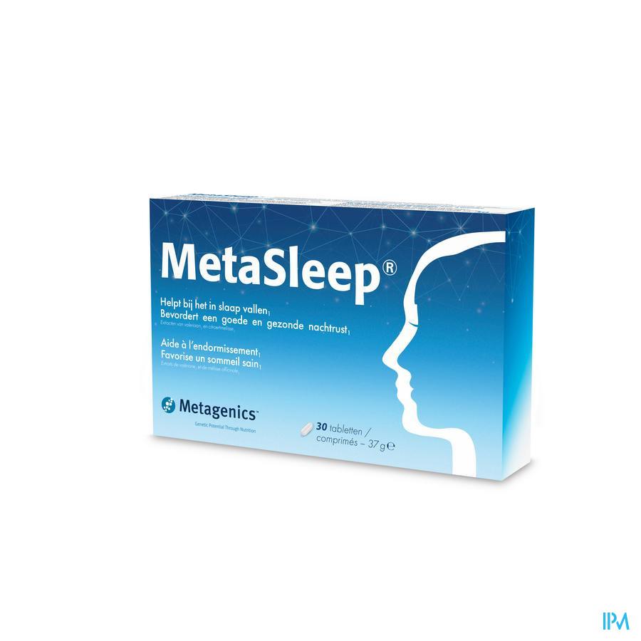 Metasleep / 30 tabletten