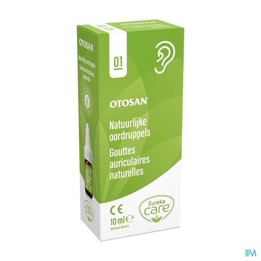 Otosan Natuurlijke Bio oordruppels