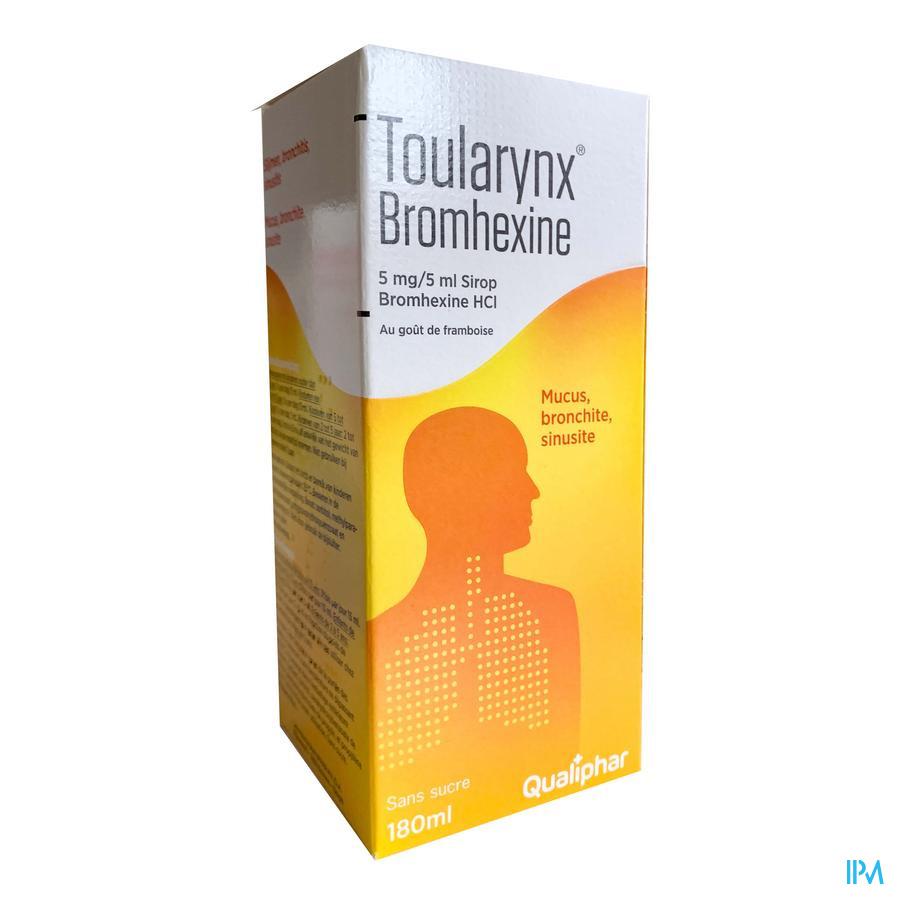 Toularynx broomhexine siroop