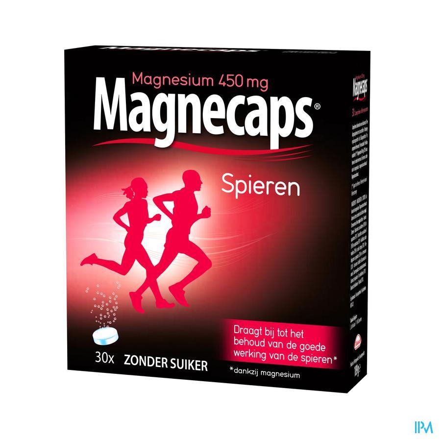 Magnecaps Spierkrampen / 30 bruistabletten