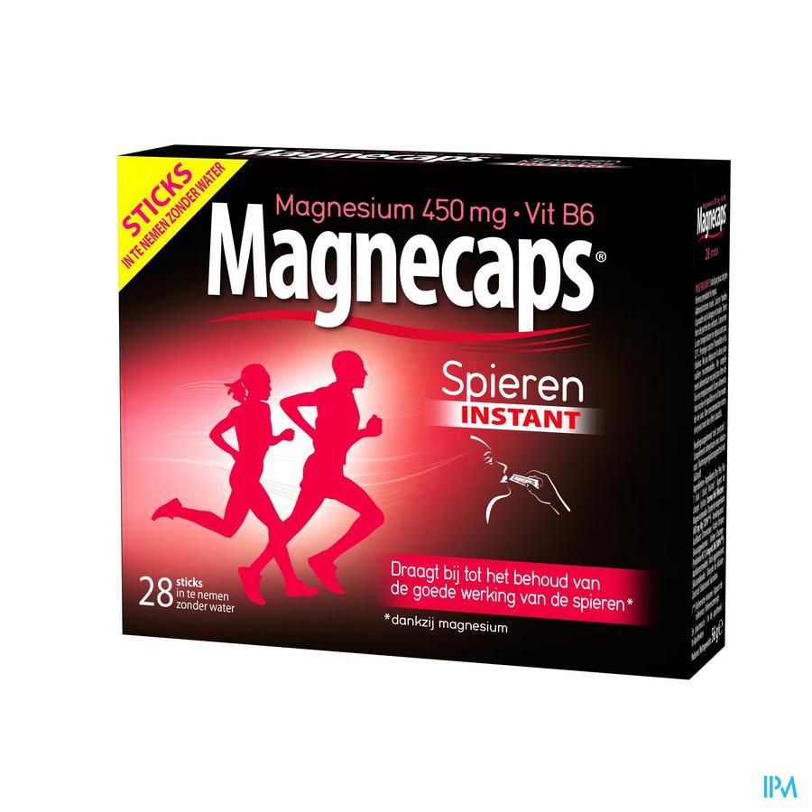 Magnecaps Spierkrampen / 28 sticks