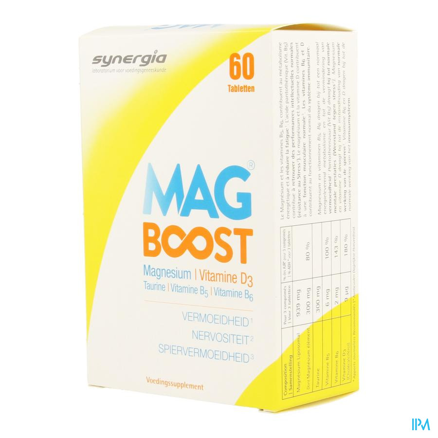 MAG Boost