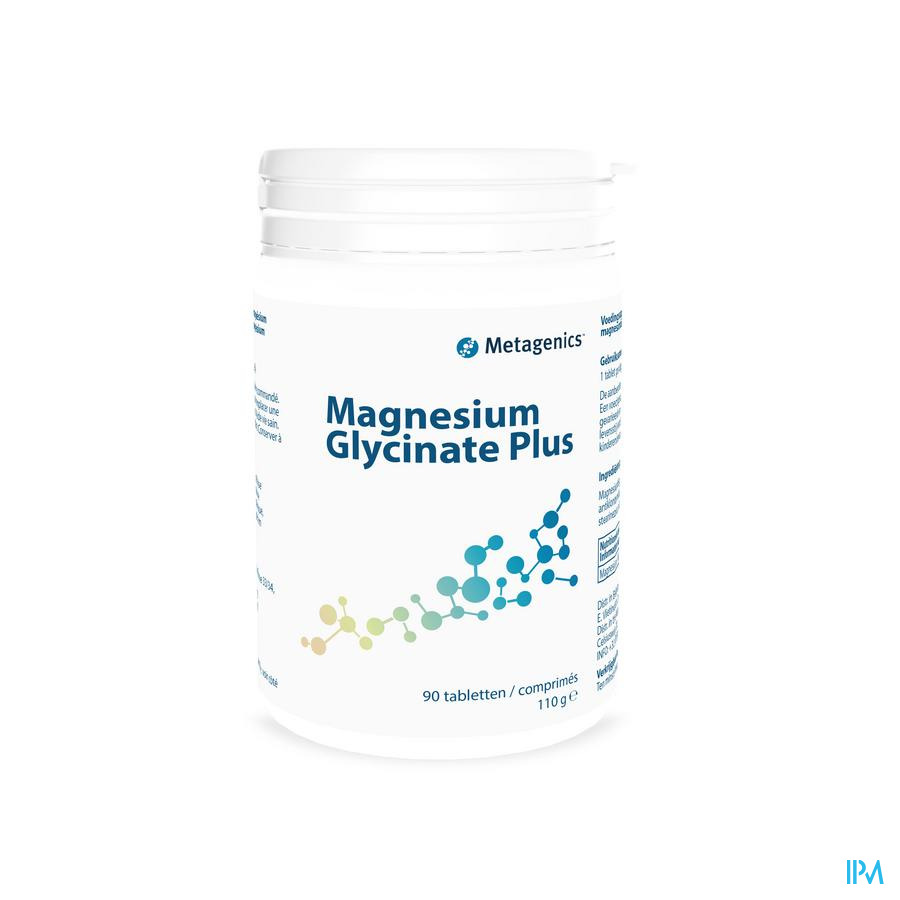 Magnesium Glycinate+