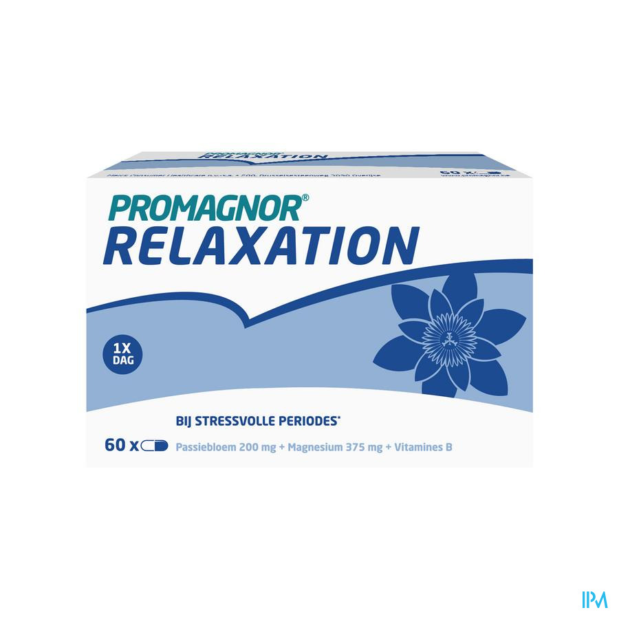 Promagnor Relaxation / 60 capsules