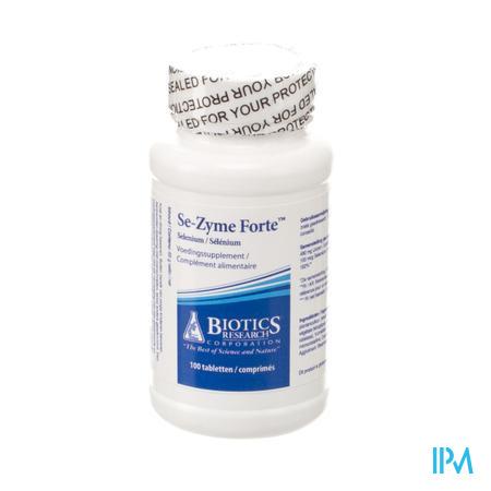 Se-Zyme Forte Biotics