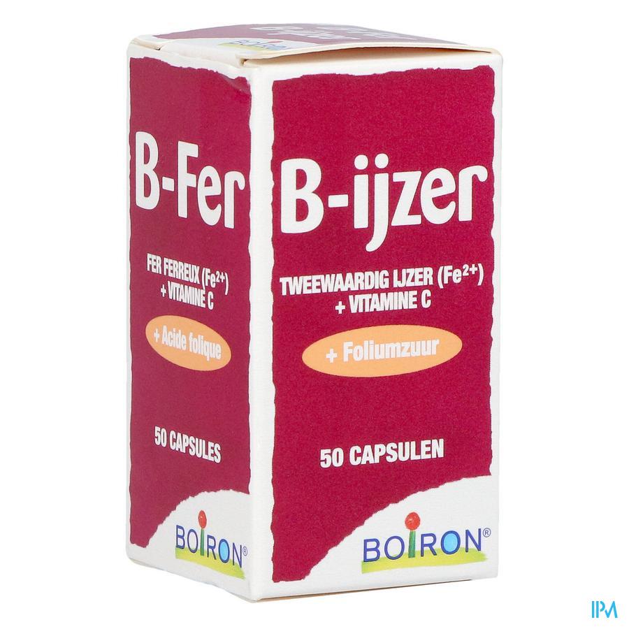 B-Ijzer Nutridoses