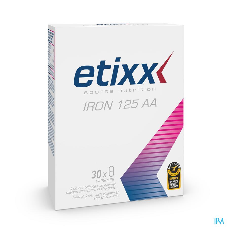 Etixx Iron AA / 30 tabletten
