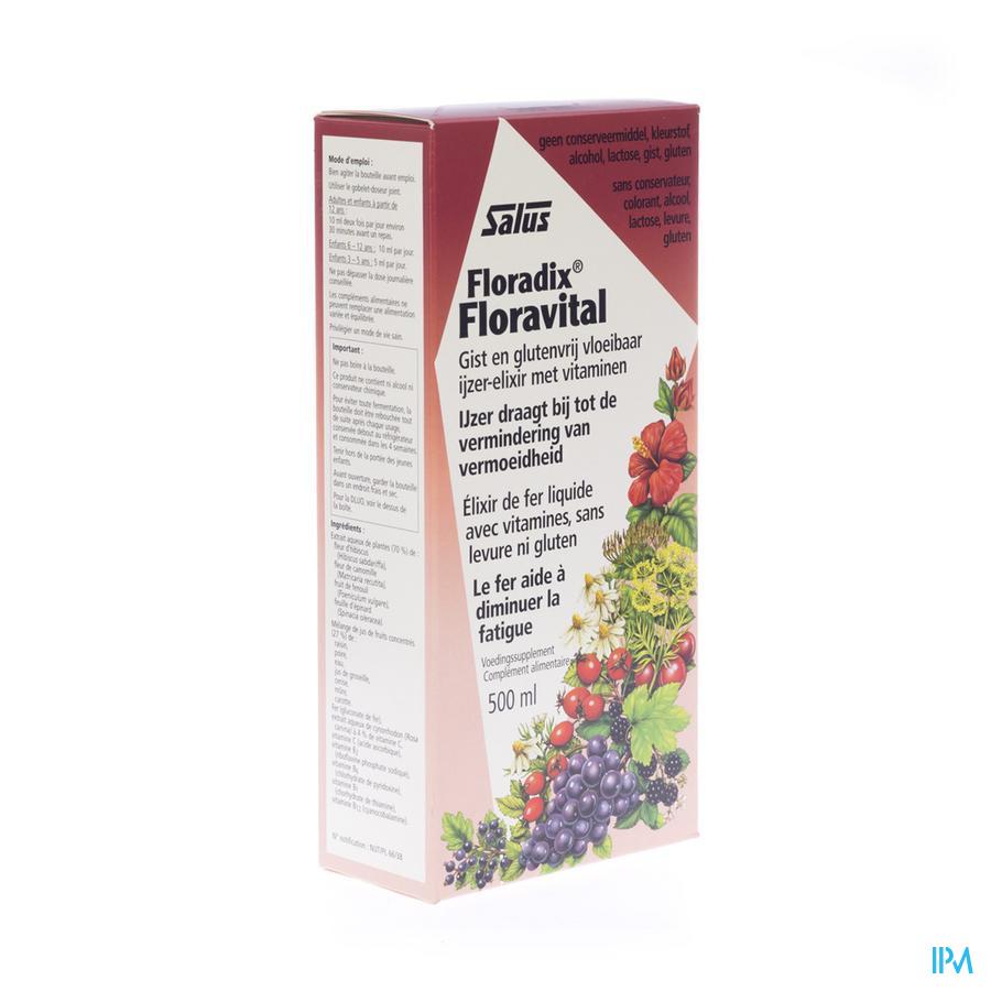 Salus Floravital / 500 ml