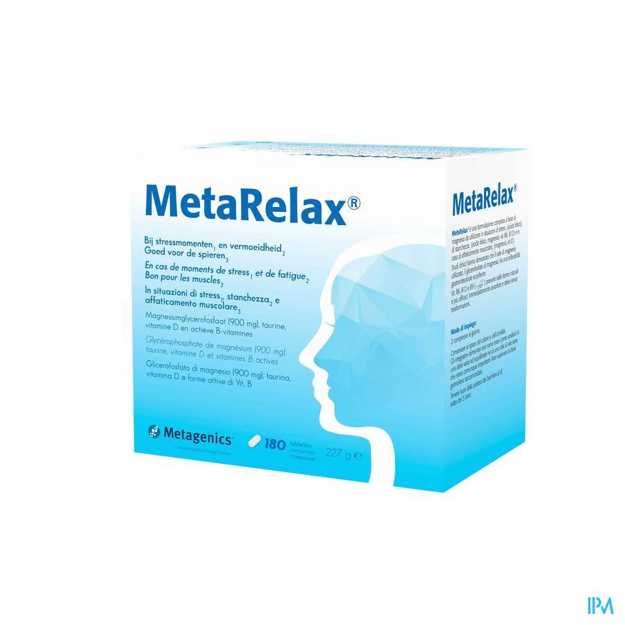 MetaRelax (180 tabletten)
