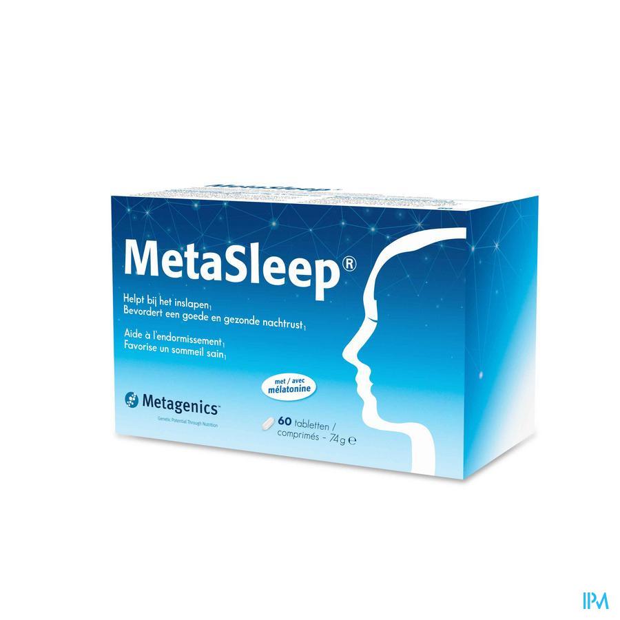 MetaSleep (60 tabletten)