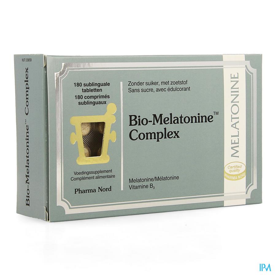 Bio-Melatonine Complex / 180 tabletten
