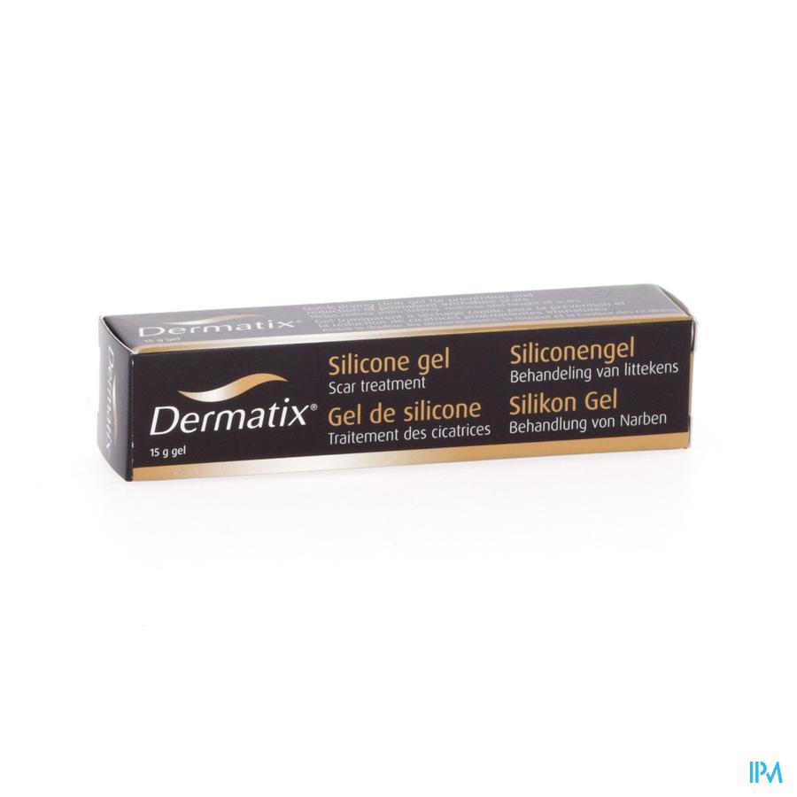 Dermatix Silicone Gel (15g)