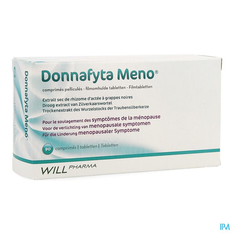 Donnafyta Meno / 90 tabletten