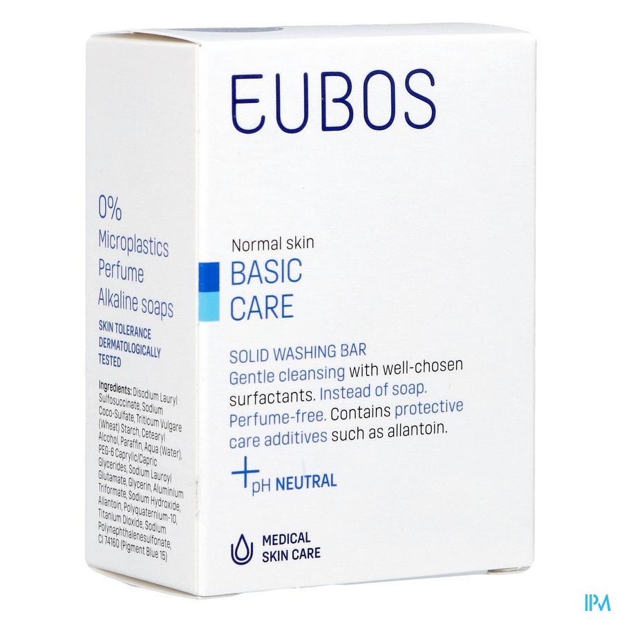 Eubos Wastablet blauw