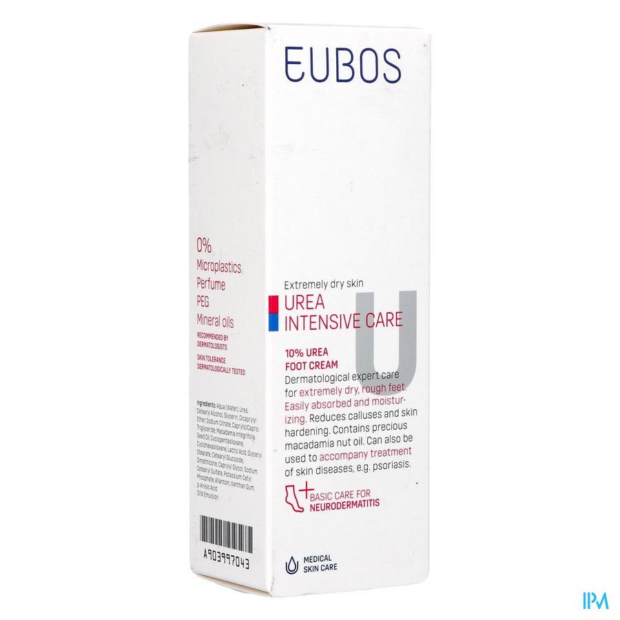 Eubos Urea Voetcrème