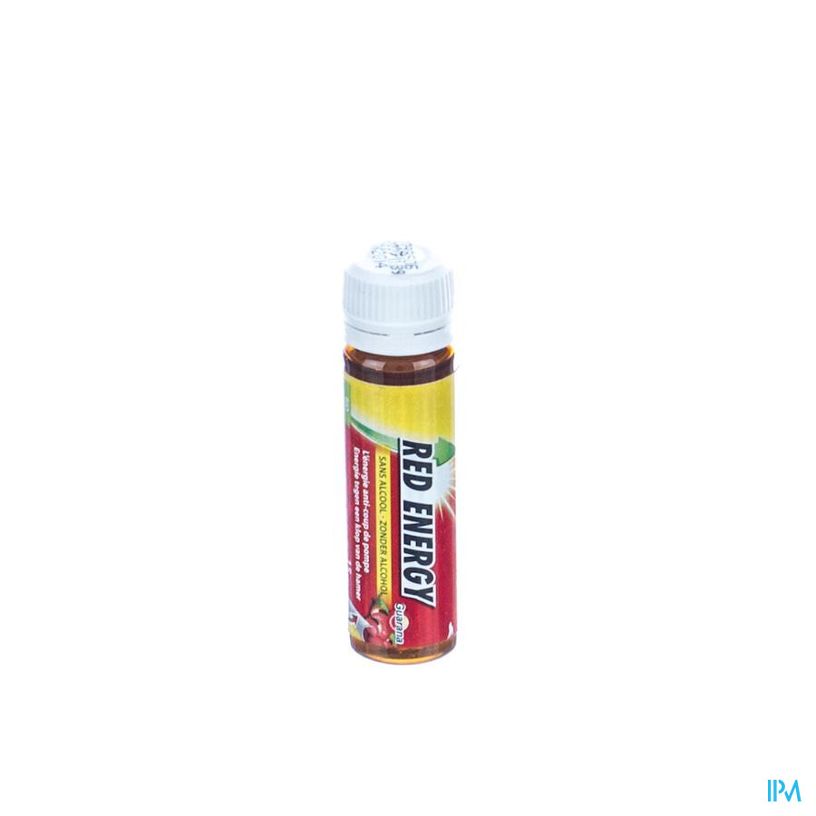 Red Energy Citroen Gember / 15 ml