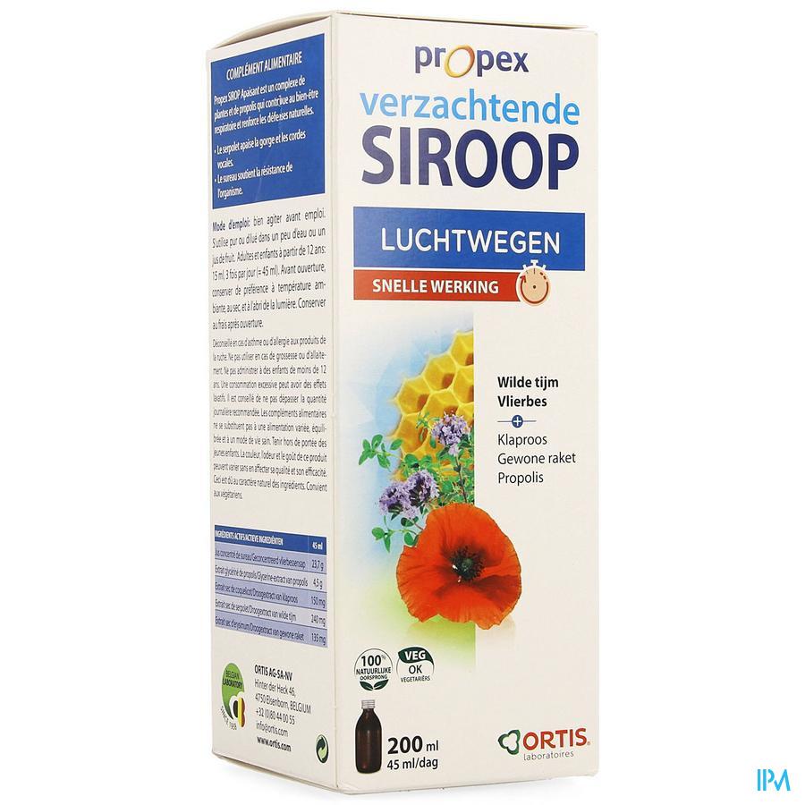 Propex Verzachtende Siroop (200ml)