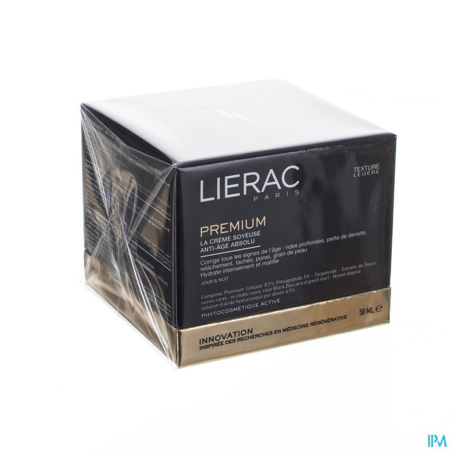 Lierac Premium Crème Soyeuse (50ml)