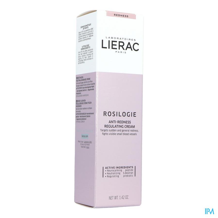 Lierac Rosilogie dagcreme (40ml)