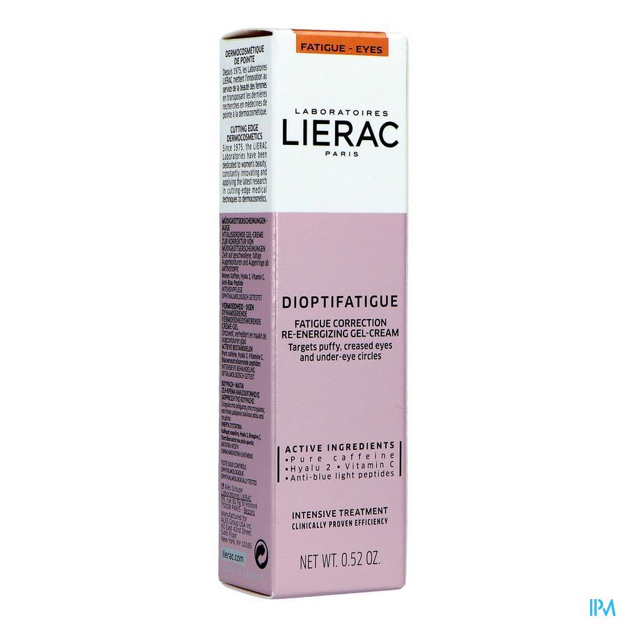 Lierac Diopti Dioptifatigue tube (15 ml)